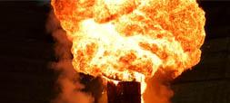 Explosion Dynamics